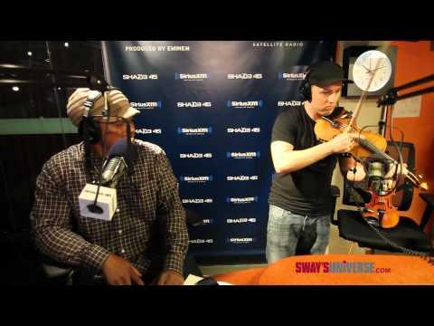 Josh Vietti Plays His Violin to Jay-Z and Tupac Songs on #SwayInTheMorning