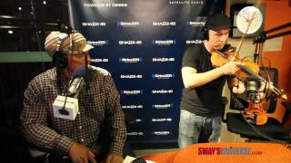 Josh Vietti Plays His Violin to Jay-Z and Tupac Songs on #SwayInTheMorning