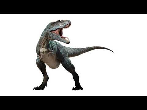 Sonidos De Dinosaurios: De Iñaki Montero