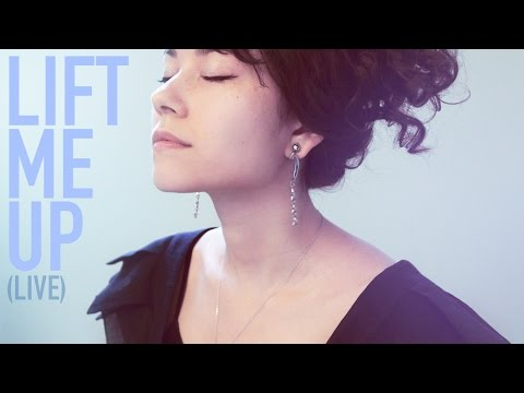 Mree - Lift Me Up (Live performance)