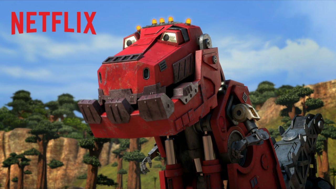 Dinotrux de DreamWorks - Tráiler oficial - Netflix [HD] - YouTube
