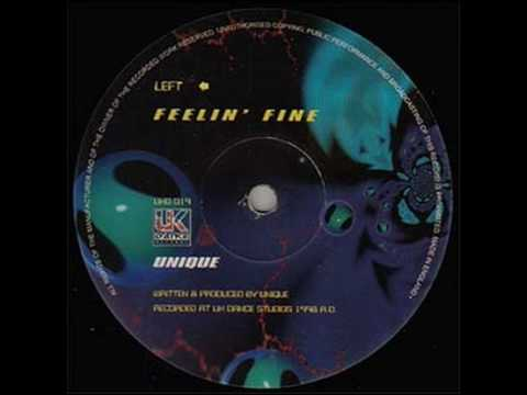 Unique - Feeling Fine