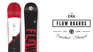 Flow Era Snowboard 2015-16