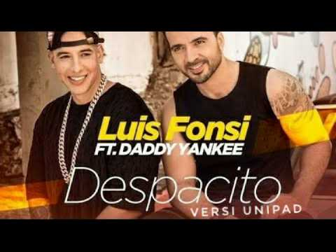 Despacito cover by Unipad + link unipack