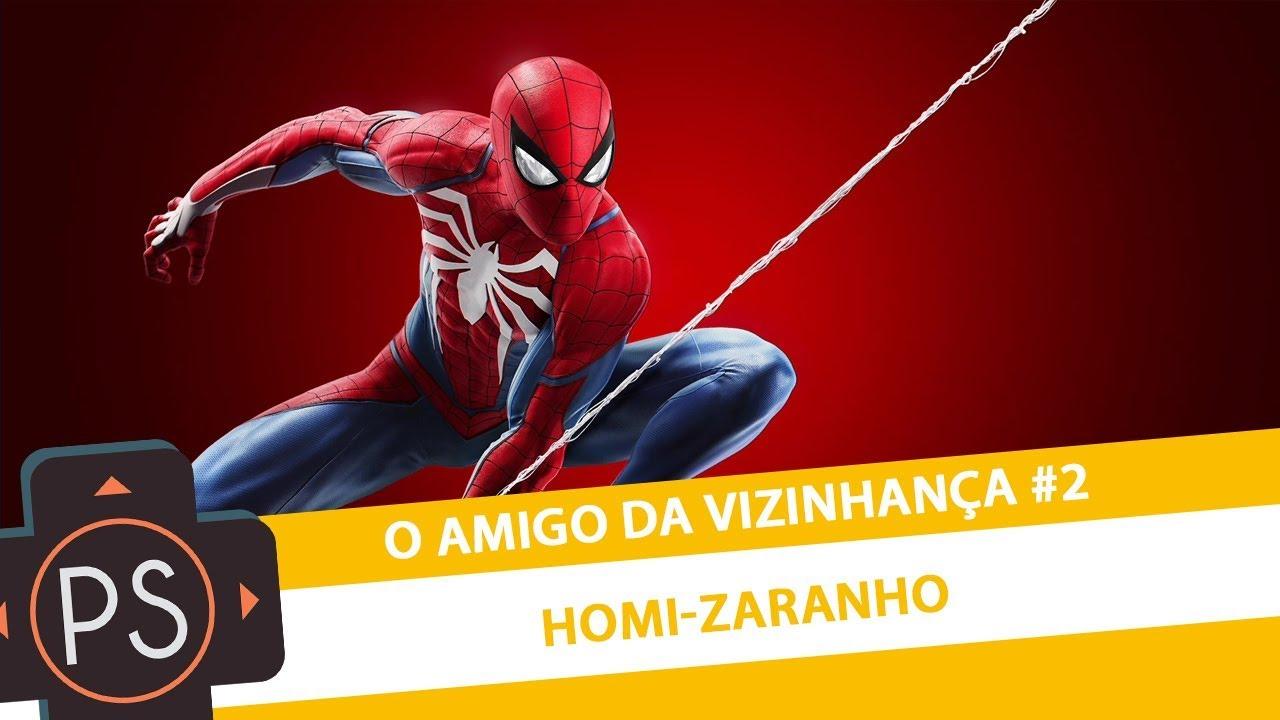 Marvel S Spider Man Homem Aranha Parte 2 Algumas Missoes E
