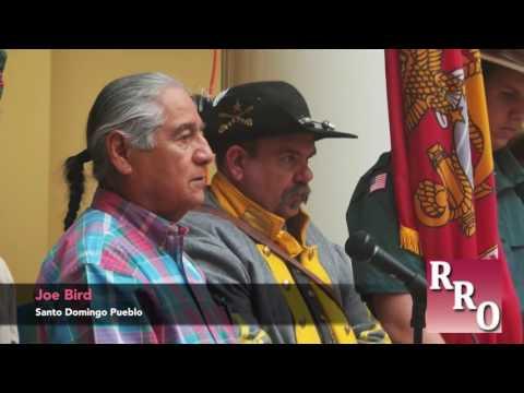 New Exhibit Honors Sandoval County Veterans