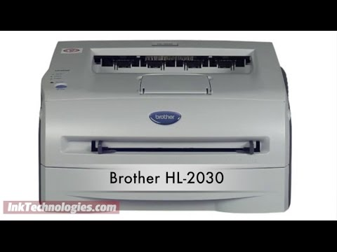 Brother HL-2030 Printer Drivers for Windows 7