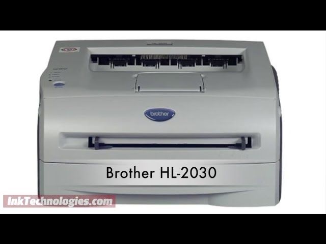 BROTHER HL-2040 PCL DRIVER