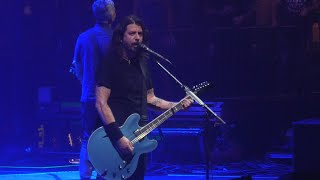 """""""You Should Be Dancing (Bee Gees)"""" Foo Fighters@Madison Square Garden New York 6/20/21"""