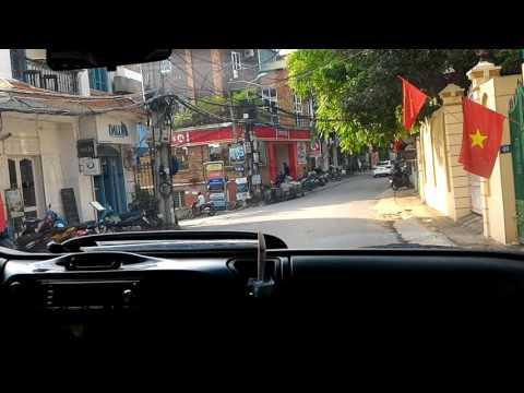 越南出差 Hanoi Adventure 1