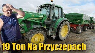 19 Ton Na Przyczepach! ☆Jelonek Dał Radę ! ☆Kupujemy RSM 2019