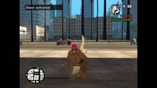 GTA San Andres Cheats PC [List in Description]