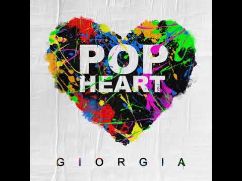 Giorgia - Cori e Instrumental Pop Heart (Album)