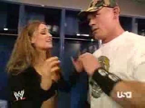 John Cena Kiss Maria