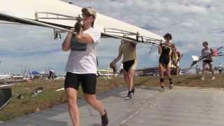 Rowing At Benderson Park