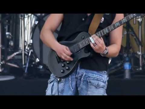 Koritni - Down At The Crossroads (Live at Hellfest 2012)