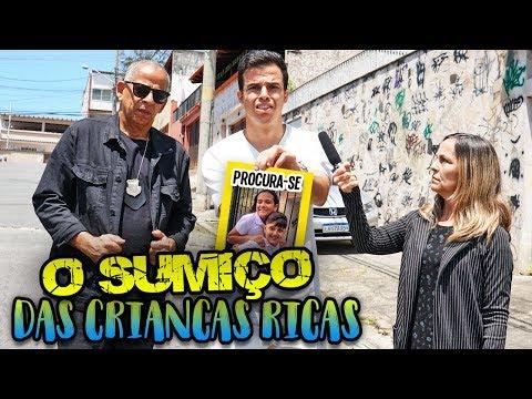 O SUMIÇO DAS CRIANÇAS RICAS! - EPISÓDIO 3 - KIDS FUN