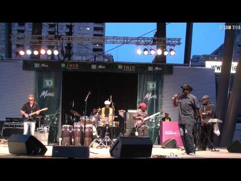 20th Century Rebels - Running From The FBI - IRIE Festival Mississauga