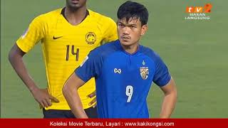 Thailand Vs Malaysia ( AFF Suzuki Cup 2018 : Semi-finals 2nd Leg)