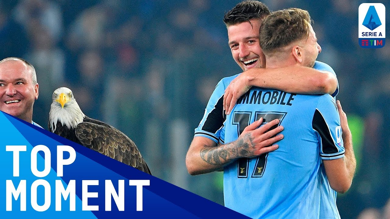 Sergej Wins the Match with STUNNING Low Finish! | Lazio 2-1 Inter | Top Moment | Serie A TIM