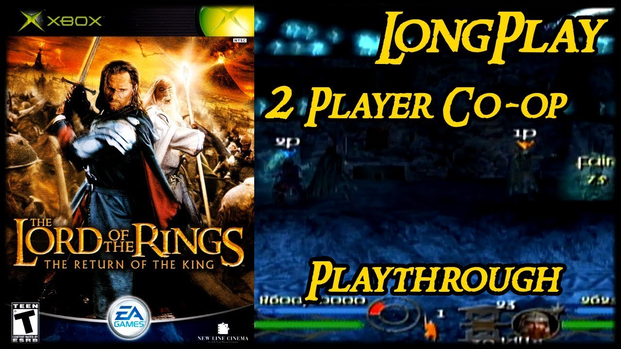The Lord of The Rings: The Return of The King PS2 Cheats ...