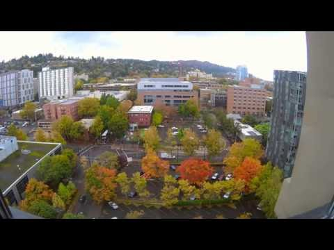 Portland Weather October 15, 2016