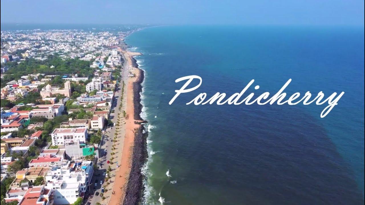Pondicherry | Aerial Travel Film | Sanyam Jain - YouTube