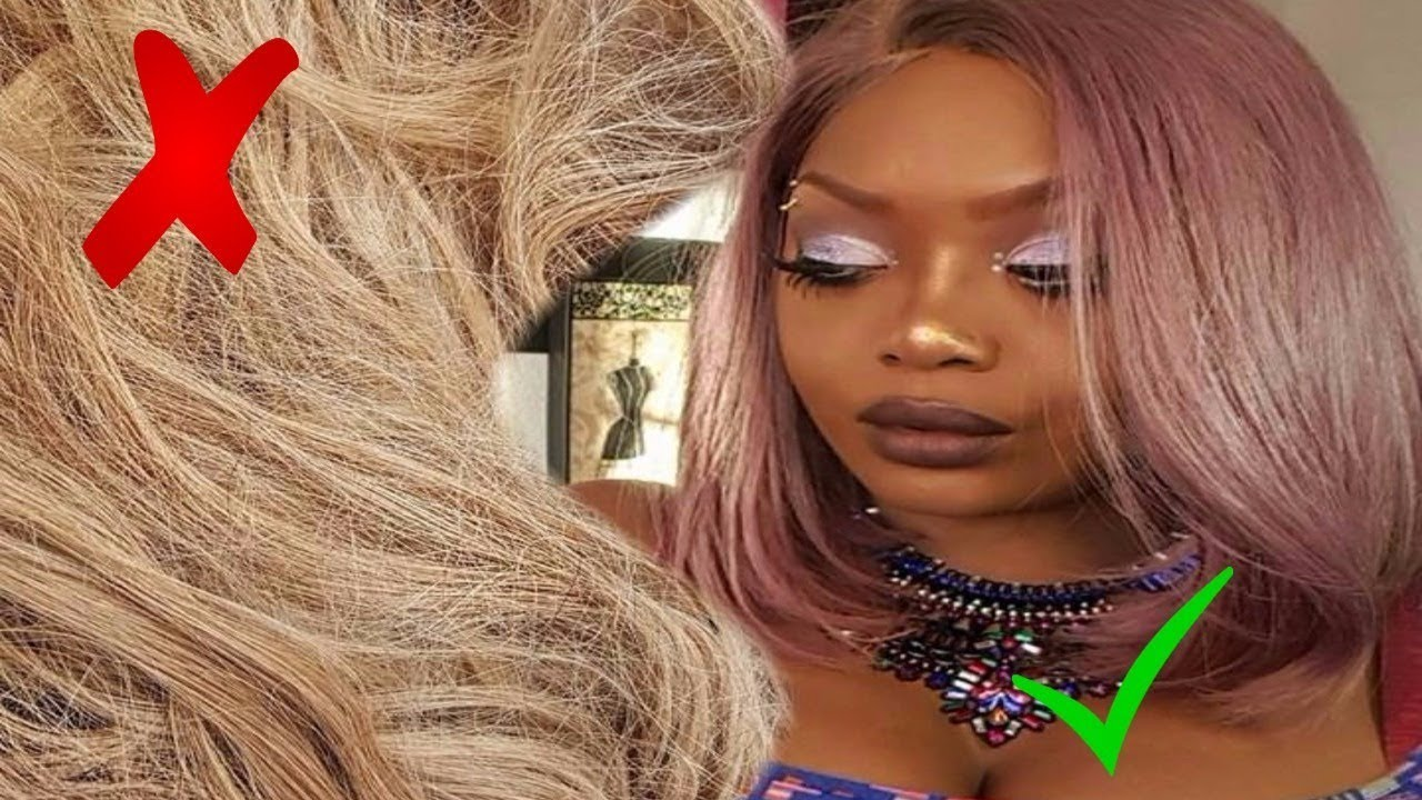 7b64171755 HOW TO REVIVE YOUR OLD WEAVE - YouTube