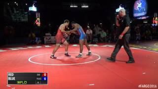 195 3rd, Miles Lee, PA vs Donovan Doyle, IA