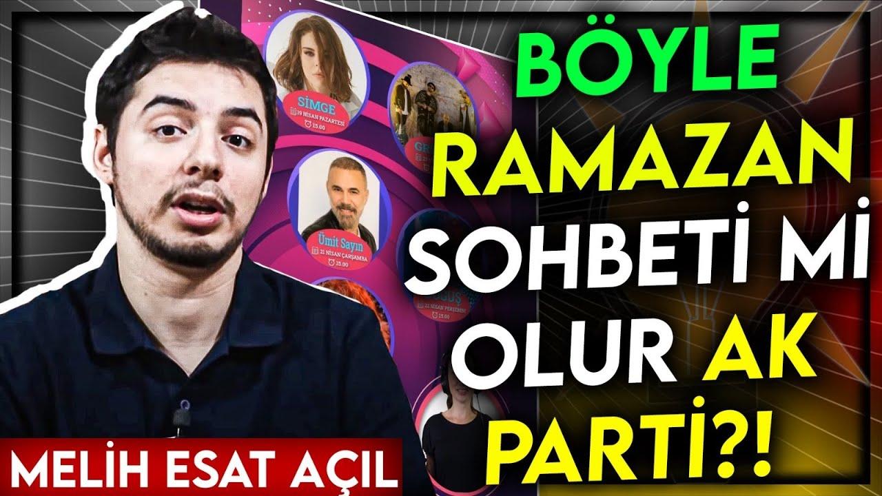 AK Parti'li Başakşehir Belediye Radyosu Böyle Ramazan Sohbeti mi Olur? Yasin Kartoğlu'na Soruyorum..