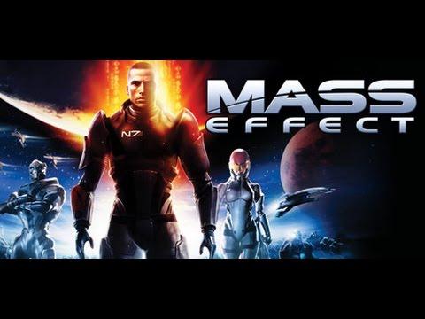 Mass Effect EP1 : Le commandant le plus sexy de la Galaxie !