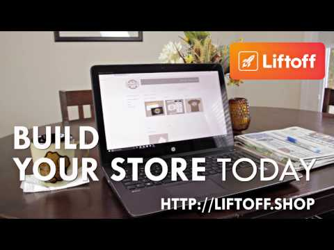 Building Online Stores with Liftoff E-Commerce