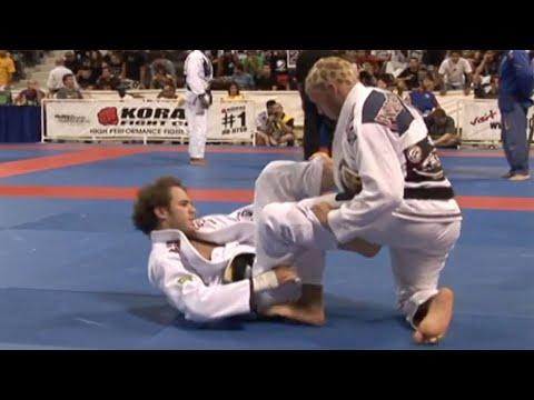 Victor Estima VS Mike Fowler / World Championship 2008