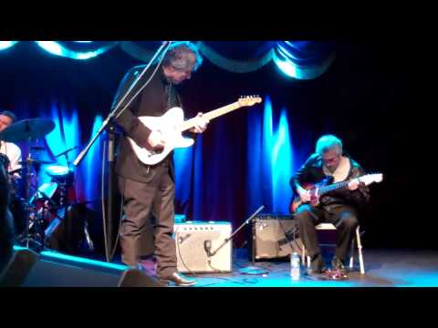 Jim Campilongo Trio & Marc Ribot- Third Stone From the Sun