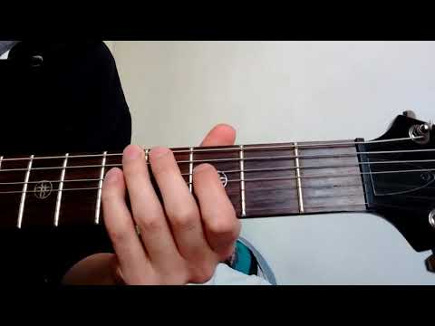 How to play that cool riff from 7empest by Tool - (Tutorial in English) thumbnail