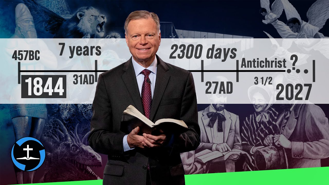 Exact Proof the Bible is Accurate Using Time Prophecy | Mark Finley