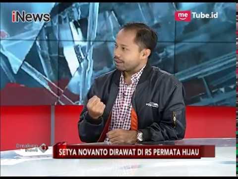 Kasus Setya Novanto Juga Menjadi Pertaruhan Pengadilan Indonesia - Breaking News 16/11