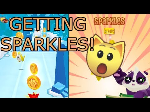 SPARKLES THE PEGASUS - Getting The NEW Dashtag Pet!