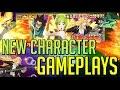Bleach Brave Souls - New Mashiro Kuna, Rose, And Love Gameplays!