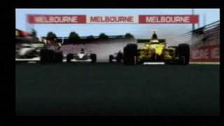 Formula 1 99 intro Playstation 1