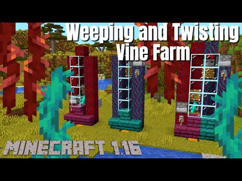 How to Make a Magma Cube Spawner Farm | 1.16-1.16.3 Minecraft from YouTube · Duration:  17 minutes 11 seconds