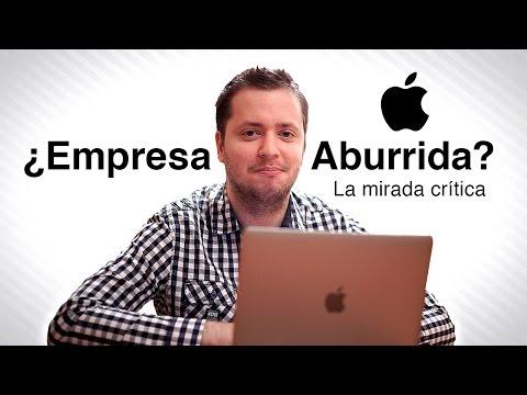 La mirada critica: ¿Apple se ha convertido en una empresa aburrida?