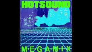 Hotsound Megamix Vol 2 A B Side NonStopMix 1988