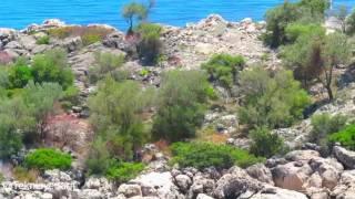 Çukurbağ yarımadası, Hidayet koyu (blanca beach hotel)