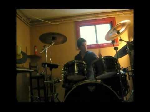 Trivium - In waves drum cover