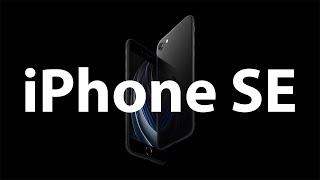 IPHONE SE 2 (2020) ТУТ! Быстрый обзор новинки.