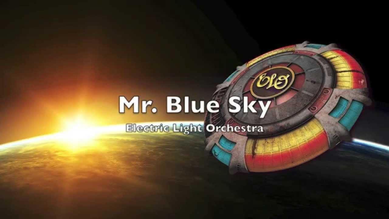 [LYRICS] [HQ] MR BLUE SKY - ELO
