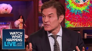 Does Dr. Oz Think Any Vaping Products are Safe?   WWHL