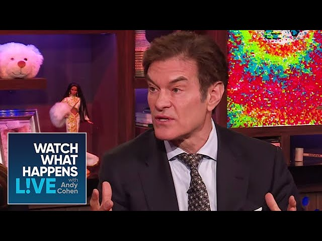 Does Dr. Oz Think Any Vaping Products are Safe? | WWHL