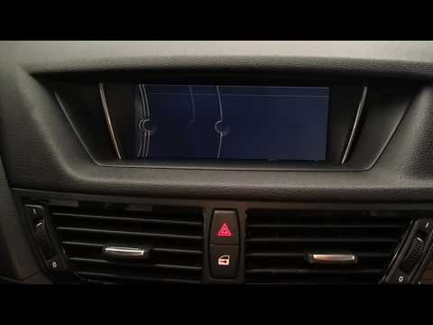 A16071 2013 BMW X1 NAV/RADIO TEST VIDEO